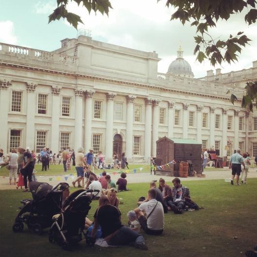 Greenwich UNESCO London