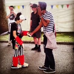 greenwich festival costume