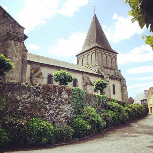 St Barthelemy Abbey Benevent L'Abbaye