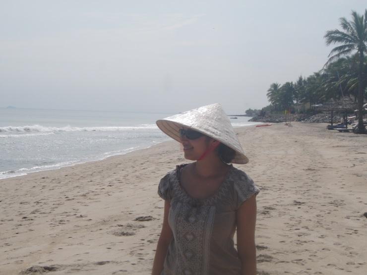 Hoi An sandy beaches Vietnam