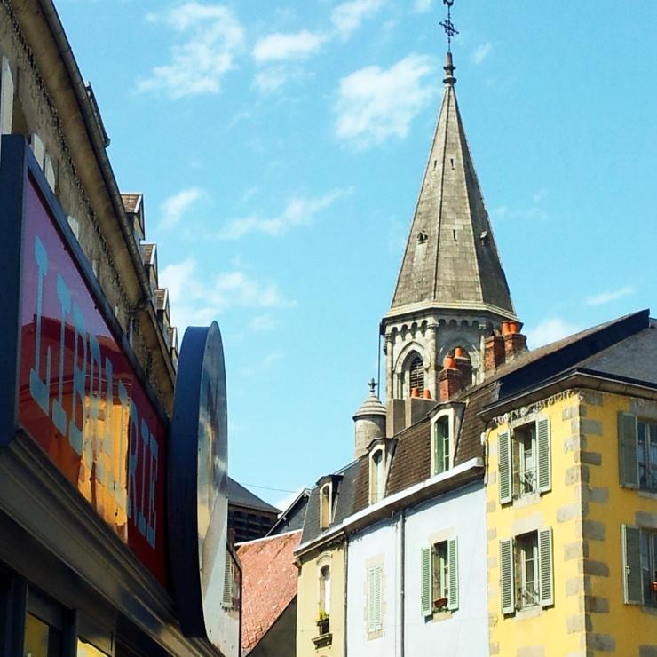 Gueret France church