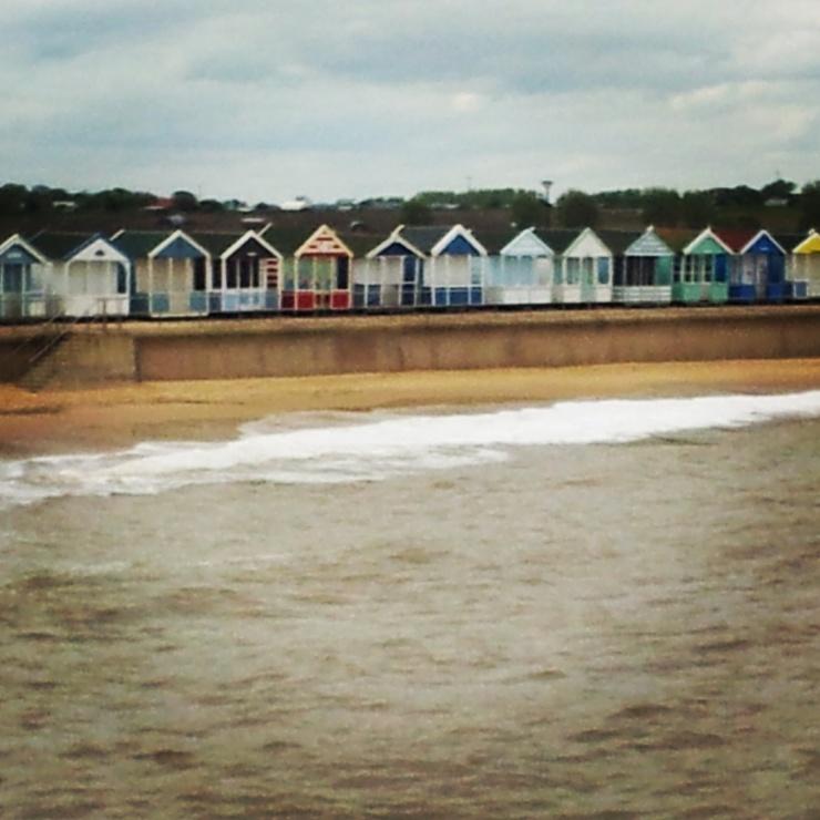 beach huts southwold seaside