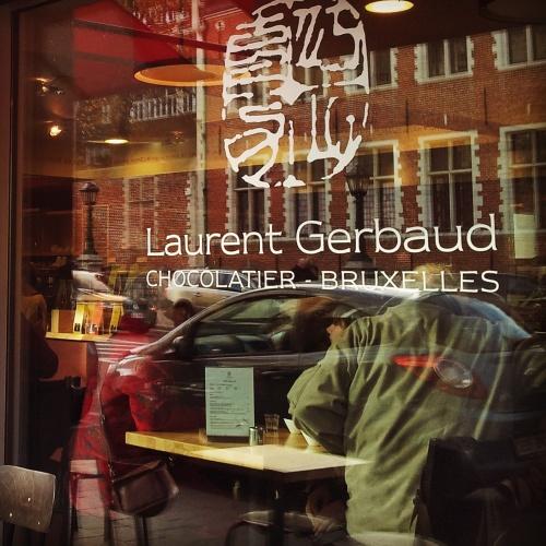 fruity chocolates Laurent Gerbaud Bruxelles