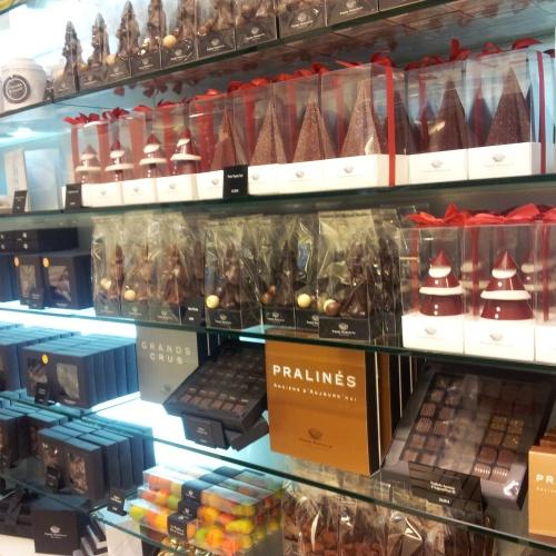 Pierre Marcolini Shop Brussels