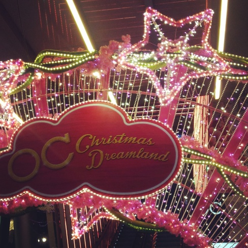 Orchard Road Christmas Dreamland