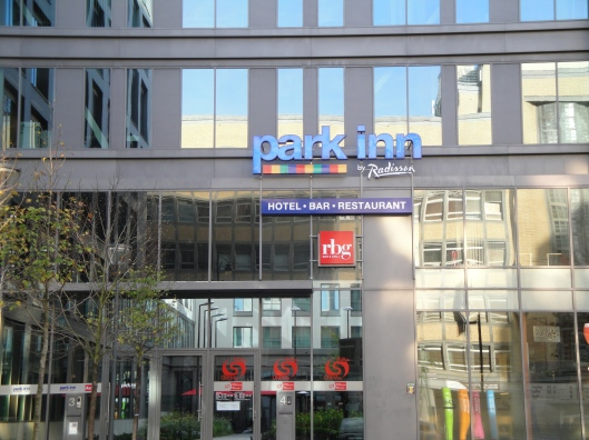 Park Inn by Radisson Midi Brussels