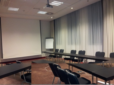 business conference room Park Inn Express Brussels