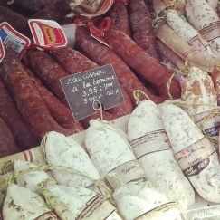 sausage chorizo Place Jourdan