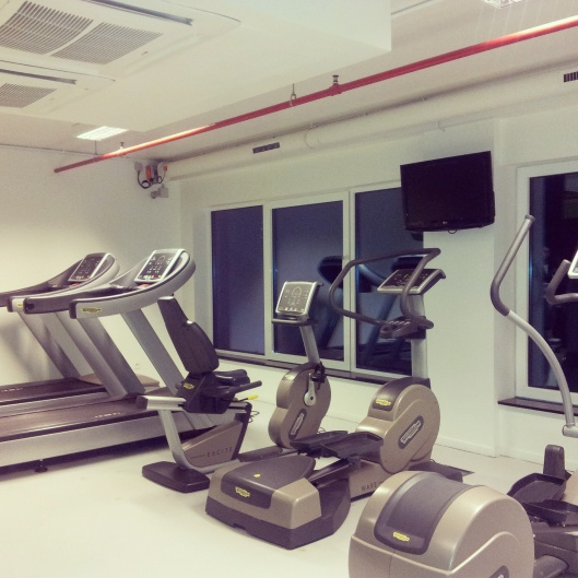free gym facilities Park Inn Hotel Brussels