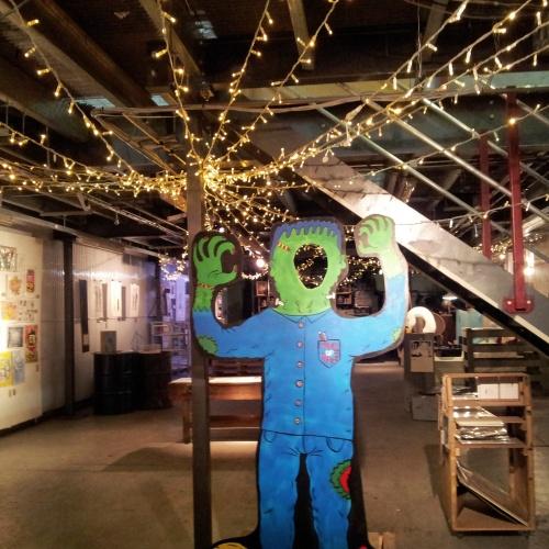 art galler the vaults Waterloo