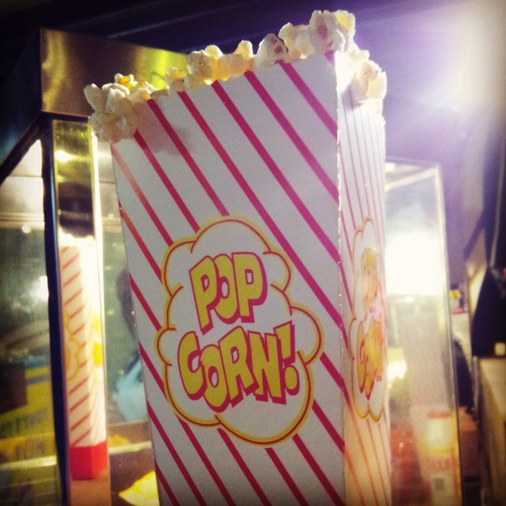 popcorn underground film club cinema vaults london
