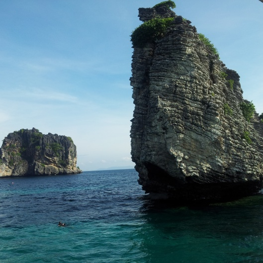 Ko Haa islands near Koh Lanta