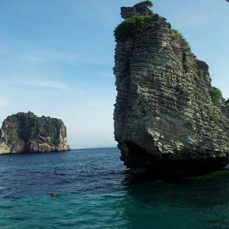 Ko Haa islands near Koh Lanta