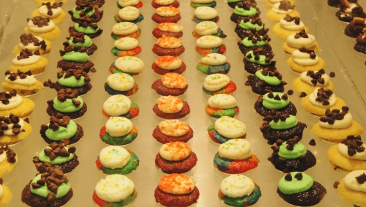 mini cupcakes New York