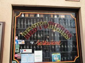 Restobieres restaurant Brussels