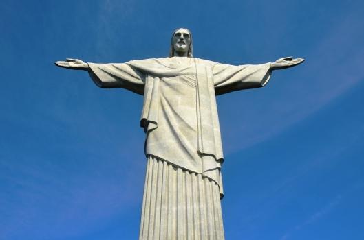 Christ Redeemer Statue Rio de Janeiro Corcovado