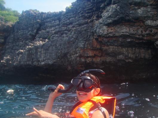 snorkelling near koh lanta blog