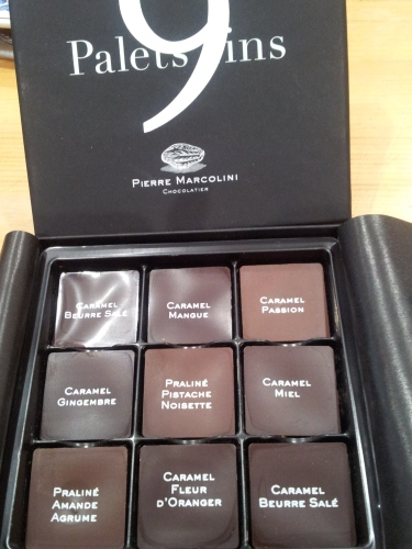 Pierre Marcolini Chocolate Box Selection
