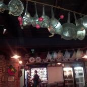 Restobieres ceiling