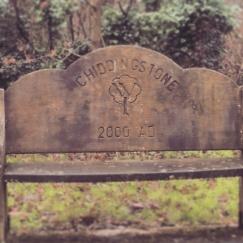 bench Chiddingstone