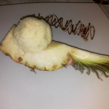 sweet potato Paladar La Guarida