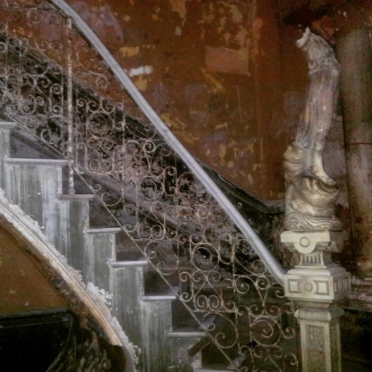 Paladar La Guarida Havana staircase