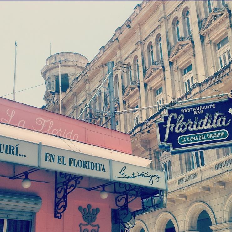 El Floridita Bar Havana
