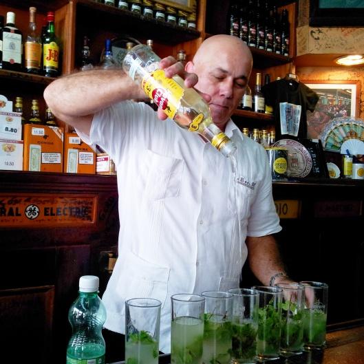 Bodeguito del Medio Havana bar