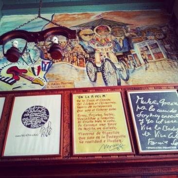 La Bodeguito del Medio Havana Cuba