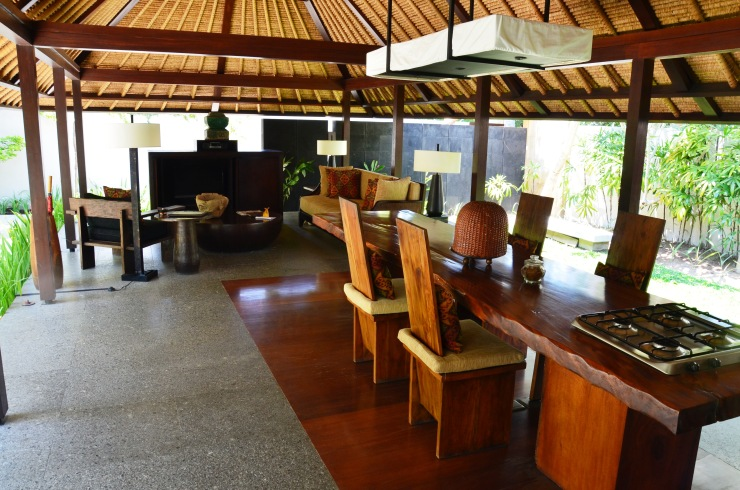 Kayumanis Jimbaran living room