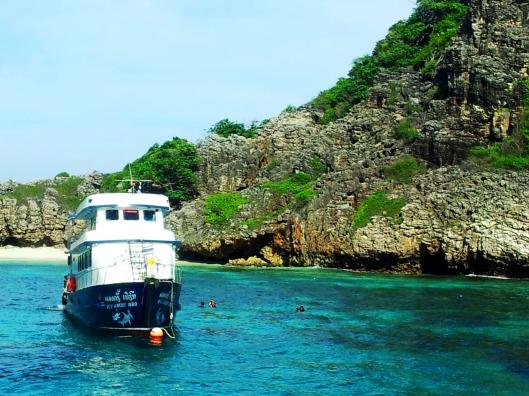 Scubafish snorkel trip Koh Lanta