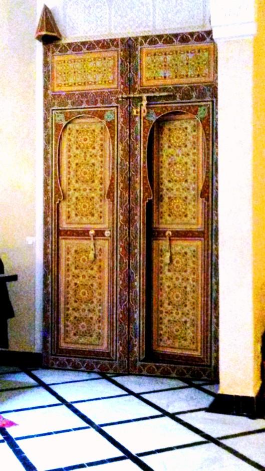 Riad door Rosa Bonheur Hammam Marrakech