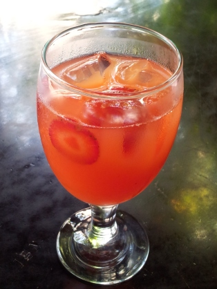 welcome drink Kayumanis
