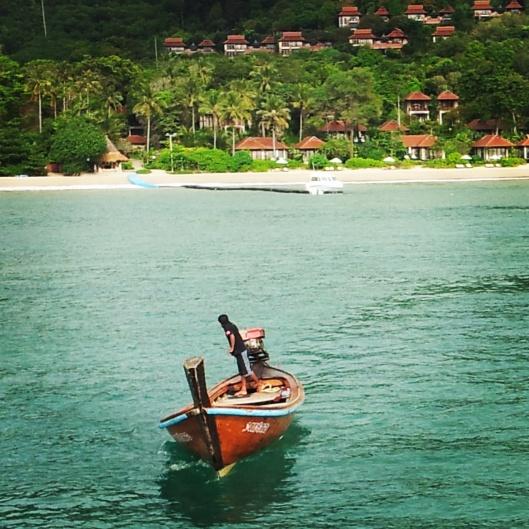 Koh Lanta Beach sand