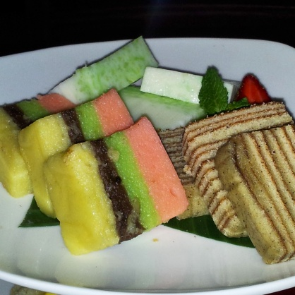 traditional Balinese cakes Kayumanis