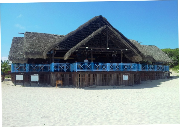 beach bar restaurant Varadero