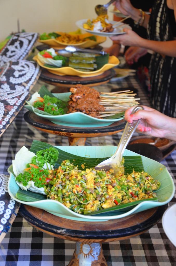 Balinese cookery class Ubud