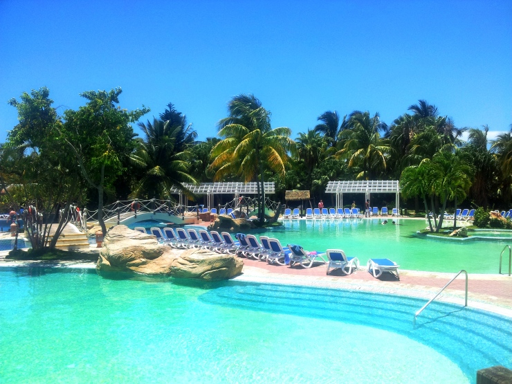 luxury all-inclusive resort Varadero