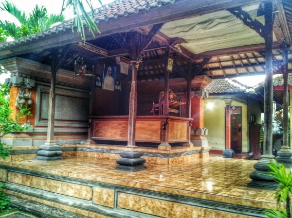 family home compound Bali