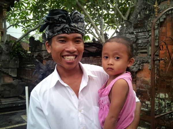 Bali traditional tours family compound
