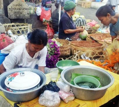 local market Bali