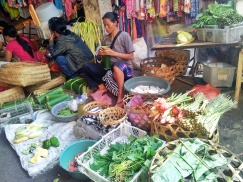 traditional Indonesian market