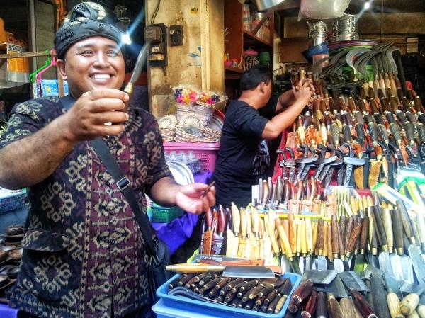 market visit Payuk Bali