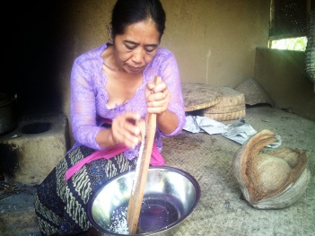 traditional Balinese cooking