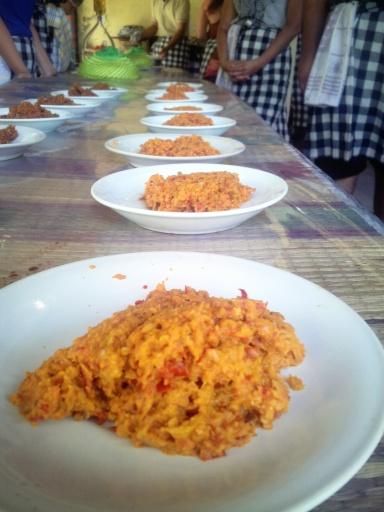 sambal Balinese