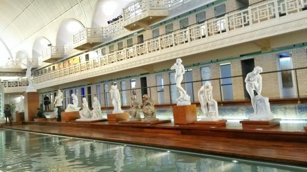 interior swimming pool musesum