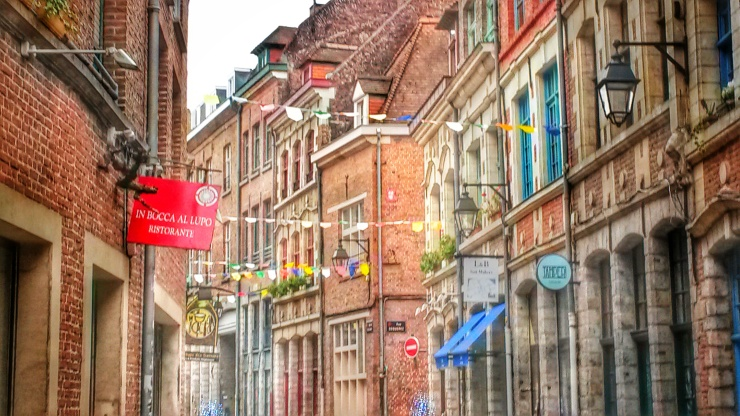 old town Lille vieux