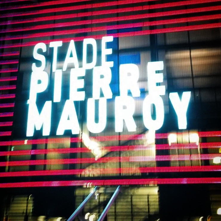 stade pierre maurooy football stadium