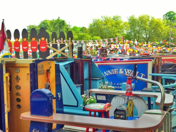 Little Venice Cavalcade