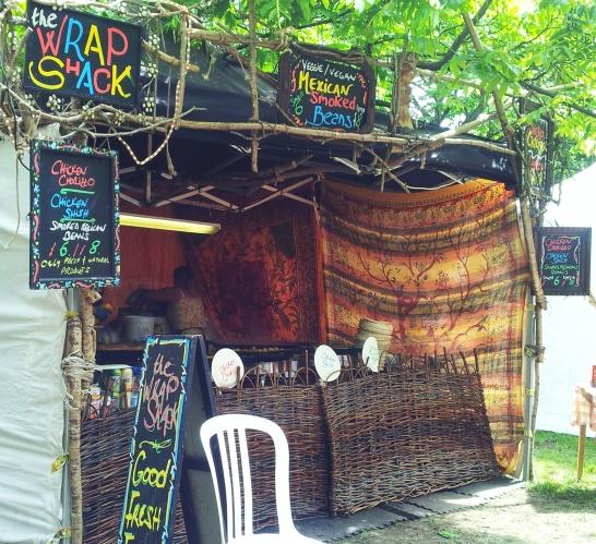 craft stalls Canalway Cavalcade Little Venice